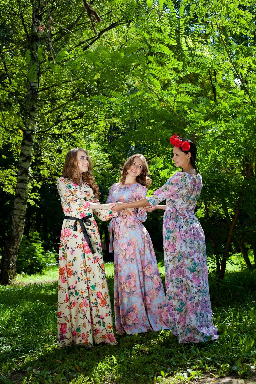 авторские платья